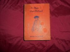 In the Days of Poor Richard by Irving Bacheller. Copyright 1922, 1926.