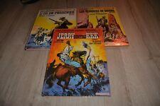 lot 3 JERRY SPRING spécial Grand format - vol 2 3 et 4 - BE