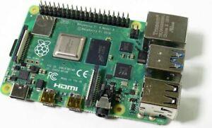 Raspberry Pi4 Model B 4GB Einplatinencomputer