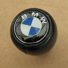 Rare Pommeau Vitesse Cuir  pour BMW Anciennes