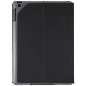 Logitech Slim Folio Case with Wireless Keyboard for iPad (9.7) 5th & 6th - Black