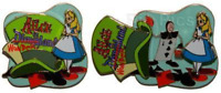 Alice in Wonderland Mad Hatter Animation Art Collectible LE Disney Pin 83453