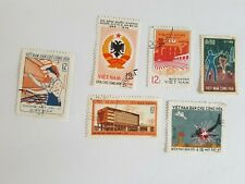 Viet Nam Stamp Posted Postmarked Lot 12 30 10