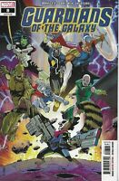 Guardians Of The Galaxy Comic Issue 8 Cover A First Print 2019 Donny Cates