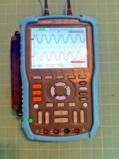 Siglent SHS820 200 MHz 2-channel Handheld Digital Oscilloscope and Multimeter