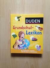 Duden Lexikon für die Grundschule 320 Seiten % Grundschul-Lexikon 1 2 3 4 Klasse