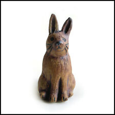 Rabbit Light Pull / Cord Pull for Bathrooms, Showers & Blinds by Zoo Ceramics