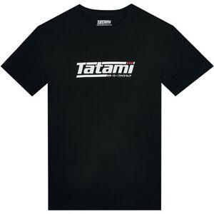 Tatami Fightwear Logo T-Shirt - Black/White