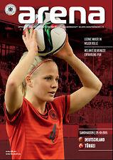EM-Qualifikation 25.10.2015 Deutschland - Türkei in Sandhausen, Arena 04/2015