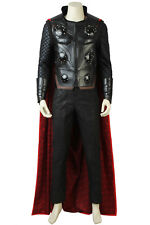Avengers Infinity War Thor Odinson Uniform Full Set Cosplay Costume Halloween