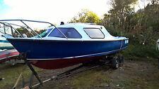 Single Inboard Fishing Boats