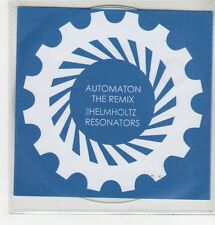 (FL259) Automaton The Remix, The Helmholtz Resonators - DJ CD