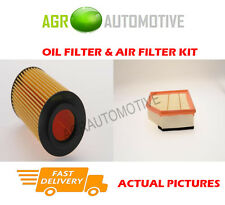 DIESEL SERVICE KIT OIL AIR FILTER FOR VOLVO XC90 2.4 185 BHP 2005-