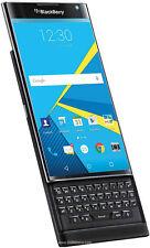 BRAND NEW BLACKBERRY PRIV STV100 32GB - 18MP - 4G - ANDROID - BLACK - UNLOCKED
