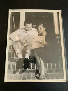 Vintage Dona Drake in So This Is New York Black and White Photograph