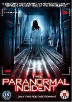 The Paranormal Incident DVD Region 2 Horror *New & Sealed* Amanda Barton