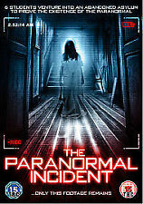 Paranormal Incident [DVD], DVD | 5027035008356 | New