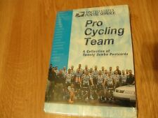 USPS pro cycling team postcards pack, team 2000