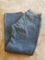 J Crew  Women's 100% Cotton Boot Cut Denim Jeans sz 10