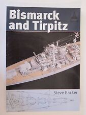 ShipCraft 10: Bismarck and Tirpitz by Seaforth, Color Profiles & Photos