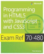Programming in HTML5 with JavaScript and CSS3 von Rick Delorme (2014, Taschenbuc