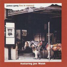 JAMES GANG - LIVE IN CONCERT CD ~ JOE WALSH *NEW*