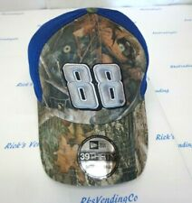 Dale Earnhardt Jr #88 Men's New Era 39THIRTY M/L Outdoor Camo Cap Hat