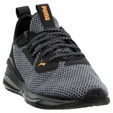 Puma Cell Descend Mens Running Sneakers Shoes    - Black