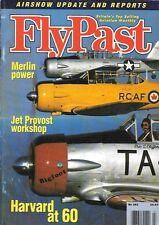 FlyPast Magazine 203 Rolls Royce Merlin Harvard Canada Whirwind Dive Bomber