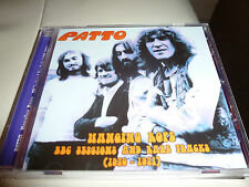 CD. PATTO.HANGING ROPE.LIVE BBC SESSIONS 70/71+ 4 BONUS / HARD. PROG .JAZZ. NEUF