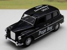 Wedding Day Gift Personalised Page Boy Usher Best Man Taxi Cab Boys Toy Boxed