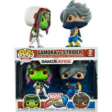 Marvel Vs. Capcom - Gamora vs Strider Blonde Pop! Vinyl Figure 2-Pack