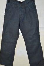 Mens VOI Designer Black Denim Jeans 32 Waist 30 Leg Ex Condition