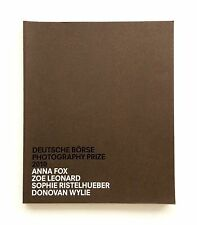 Deutsche Borse Photography Prize 2010: Anna Fox, Zoe Leonard, Sophie Ristelheube