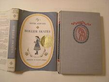 Roller Skates, Ruth Sawyer, Valenti Angelo, DJ, 16th Printing, 1965