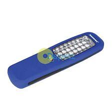LED Linterna Antorcha mecánico Magnético - 24 LED