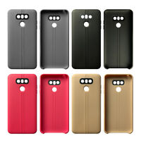 Genuine Flexible Slim Protective Soft TPU Back Skin Cover Phone Case For LG G6