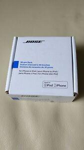 Bose 30-pin Dock  für iPod und iPhone,Brand Neu/New