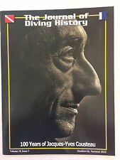 The Journal of Diving History #64, Summer 2010 — Vintage Scuba—Jacques Cousteau