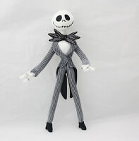 Disney The Nightmare Before Christmas Jack Skellington Plush Doll Toy Xmas 12""