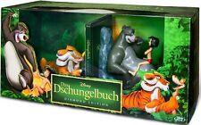 DAS DSCHUNGELBUCH (Walt Disney), Diamond Edition Blu-ray Disc + Buchstützen-Set