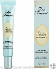 Too Faced Shadow Insurance Primer Full Size 11g .35oz