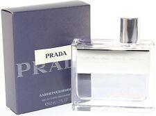 PRADA AMBER  POUR HOMME 1.7/1.6 OZ EDT SPRAY FOR MEN NEW IN BOX