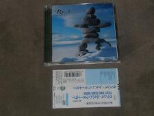 Rush Test for Echo Japan CD