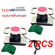 2PC Variable Speed Anti-Cellulite Body Slim Vibration  Massager Slimming Machine