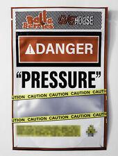PRESSURE BALLA BERRIES X GASHOUSE RUNTZ RESEALABLE ZIP LOCK MYLAR  3.5-7G BAGS