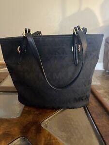 Michael Kors Bag Black With Logo