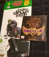 Insane Clown Posse - The Pendulum 7 Comic Book & CD  psychopathic rydas twiztid