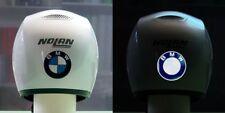 Sticker rétro réfléchissant BMW pour casque Nine T GS GT - 6,5cm x 6,5cm