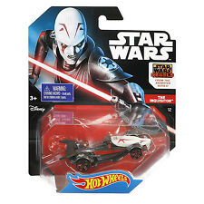 Hot Wheels Star Wars 1:64 Scale Diecast THE INQUISITOR Character Car (DTB12)